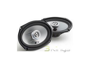 "New Alpine Sxe6925 6X9"" 2 Way 45W Car Audio Speaker 45 Watt"