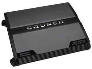 New Crunch Gpa1000.4 1000 Watt 4 Channel Car Amplifier Car Audio Car Amp