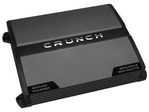 New Crunch Gpa1100.2 1100 Watt 2 Channel Car Amplifier Car Audio Car Amp