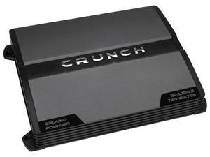 New Crunch Gpa700.2 700 Watt 2 Channel Car Amplifier Car Audio Car Amp Gpa7002