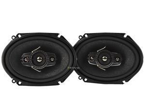 New Pair Pioneer Ts-A6885r 5X7/6X8 Car Audio Speakers 4 Way 350 Watts Tsa6885r