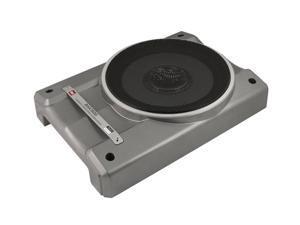 """Dual Bak1500 10"""" Low Profile Underseat Amplified Woofer 1500W Max"""