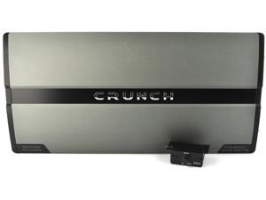 New Crunch Gpa3000.1 3000 Watt Monoblock Car Amplifier Car Audio Car Amp Mono