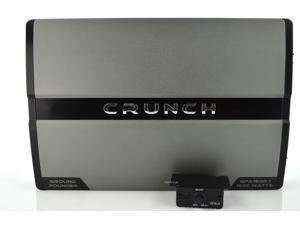 New Crunch Gpa1500.1 1500 Watt Monoblock Car Amplifier Car Audio Car Amp