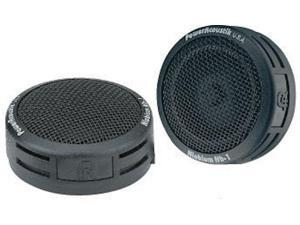 "New Pair Power Acoustik Nb1 200W 1"" Car Audio Dome Niobium Tweeter 200 Watt Nb-1"