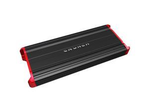 New Crunch Pzx1800.4 1800 Watt 4 Channel Car Amplifier Car Audio Car Amp