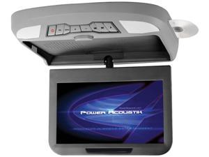 "POWER ACOUSTIK PMD-102X 10.2"" CEILING-MOUNT SWIVEL MONITOR WITH DVD PLAYER & INTERCHANGEABLE SKINS"