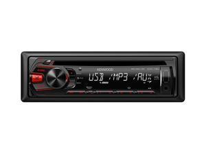 New Kenwood Car Stereo Kdc-118U Car Cd Player Usb Mp3 Aux Car Radio Car Audio