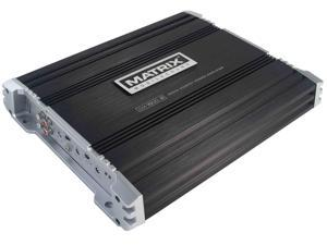 New Matrix Audio Dx1500.2 1500 Watt 2 Channel Car Amplifier Car Audio Car Amp