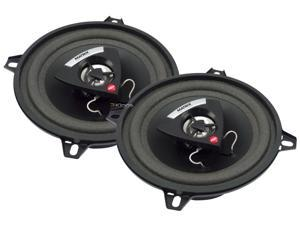 "New Pair Matrix Audio Rsx520 120 Watt 5.25"" Inch Car Speakers 4 Ohm Car Audio"