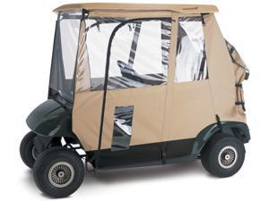 Classic Accessories Fairway Deluxe 3-sided Golf Car Enclosure