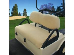 Classic Accessories Golf Cart Seat Cover Sand 72602