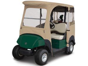 Fairway Yamaha Drive Golf Car Enclosure