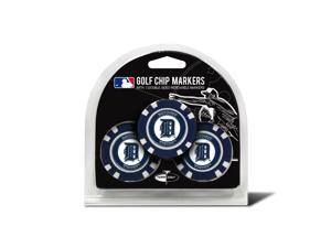 MLB Detroit Tigers Golf Chip (3-Pack)