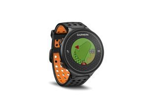 Garmin Approach S6 GPS Watch - Black / Orange