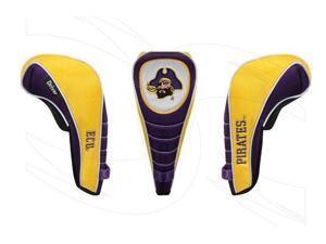 NCAA Shaft Gripper™ Driver Headcover-Driver-East Carolina