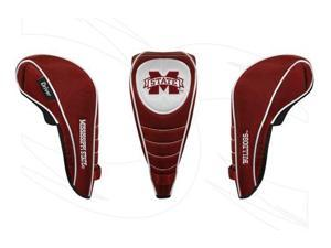 NCAA Shaft Gripper™ Driver Headcover-Driver-Mississippi State University