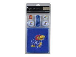 Kansas NCAA Golf Gift Set -