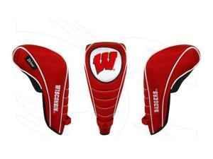 NCAA Shaft Gripper™ Driver Headcover-Driver-University of Wisconsin