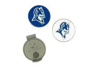 NCAA Hat Clip and Ball Markers-Duke University