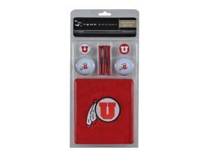 NCAA UTAH Golf Gift Set-