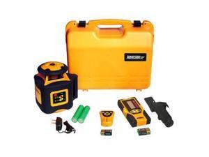40-6535 Electronic Self-Leveling Horizontal Rotary Laser Level Kit