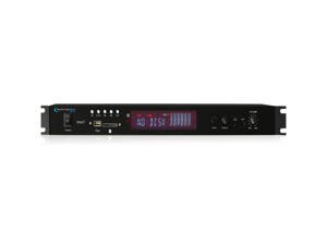 Technical Pro UREC7 USB / SD Rack Mount Recorder Player Deck New