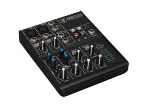 Mackie 402-VLZ4 Ultra Compact 4 Channel Mixer Onyx Mic Preamps