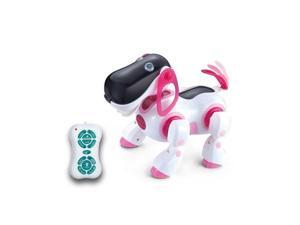 IR RC Smart Storytelling Sing Dance Walking Talking Dialogue Robot Dog pet Toy