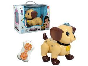 2nd Generation RC Intelligent Singing Walking Smart Robot Dog Pet Puppy Toy Gift