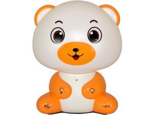 Multi-function Touchable Rechargeable Bear LED Animial Night Lamp Mosquito Repellent for Kids Children w/ Lullaby Music