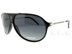 Carrera Hot/P/S Sunglasses-In Color-Black Palladium/gray shaded polarized