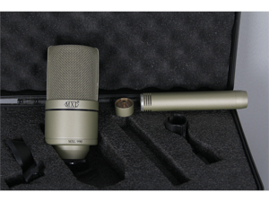 MXL 990/991 Recording Microphone Package with Case