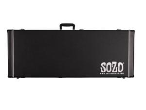 Sozo Z Series Z7 Custom Snow White Guitar with Case