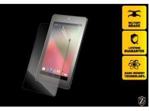 """Zagg InvisibleShield Front LCD Screen Protector Skin Guard for Asus Google Nexus 7"""" Tablet ASUGNEX7S"""