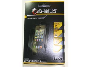 Zagg InvisibleShield Full Body Maximum ( Covers Front Back & Sides )Protector for Apple Iphone 5 APLIPHONE5MC