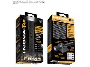 Inova T4R Rechargeable Professional Police LED 303 Lumen Lithium Flashlight  NIB UPC:094664023482 MPN:T4RQMDB-HB