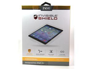 Zagg Invisible Shield FULL BODY SCREEN Protector for Apple iPad Air 5 5th Gen UPC:843404093786 MPN:FFAPPIPAD5LE