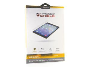 Zagg InvisibleShield Clear Front Screen Protector Skin Guard for NEW Apple iPad Mini APPIPADMINS