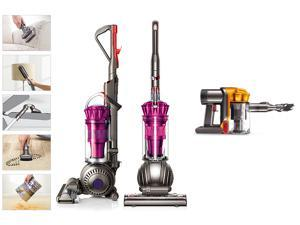 Dyson DC41 Animal Complete Bagless Upright Vacuum + Dyson DC34 Handheld Vacuum