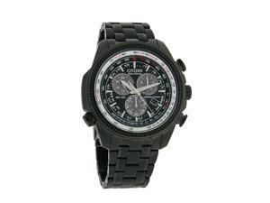 Citizen Eco Drive Perpetual Calendar Black Dial Mens Watch BL5405-59E