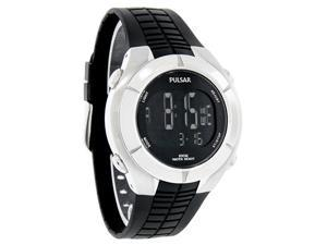 Pulsar Mens Pacer Chronograph Watch PR2003