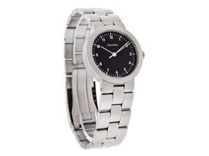 Calvin Klein Ck Icon Black Dial SS Swiss Automatic Watch K1121.30