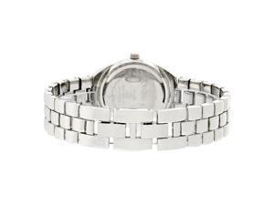 Colibri Mother's Joy 4 Diamond Gold Tone Child Heart Bracelet Watch 301583302