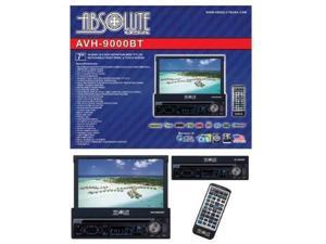 """Absolute AVH-9000BT 7"""" In-Dash Multimedia Touch Screen System"""