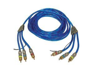 Absolute ABHPVD3 3 Feet High Peformance Series RCA Interconnect Cable