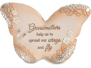 Grandmother Butterfly Keepsake Box