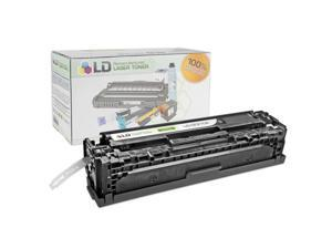 LD © Remanufactured Replacement for Hewlett Packard CF210A (HP 131A) Set of 4 Black Laser Toner Cartridges for use in HP ...