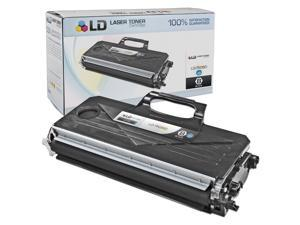 LD © Compatible Brother TN360 Toner and DR360 Drum Combo Pack: 1 Black TN360 Laser Toner Cartridge and 1 DR360 Drum Unit
