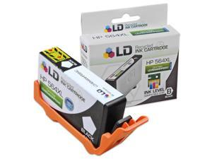 LD Remanufactured Replacement for Hewlett Packard 564XL / 564 CN684WN Set of 5 ink Cartridges:SHOWS ACCURATE LEVELS
